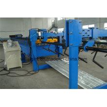 Maquinaria de estructura de máquina formadora de rollos de piso de cubierta de alta velocidad
