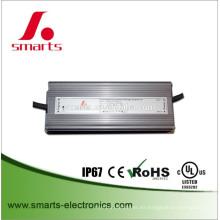 voltaje constante 12V 80W atenuador de fase conductor led