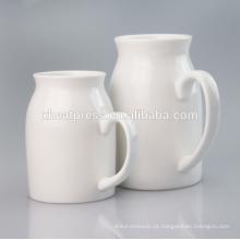 American Standard Sublimation Caneca de leite cerâmico - 300ml / 450ml