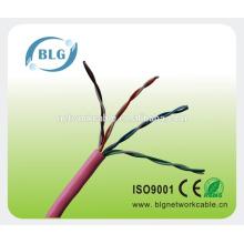 Cable de red para pvc utp cat5e TV cable
