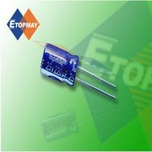Topmay Radial DIP Aluminum Electrolytic Capacitor