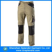 Shenzhen Wholesale 100 Cotton Cheap Work Pants for Men