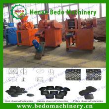 2015 mais popular máquina de briquete de carvão de casca de coco com CE 008613253417552