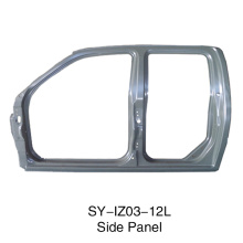 ISUZU D-MAX 2004-2007 Side Panel-L