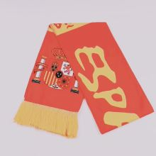 Hochwertiger Schal Schal Satin mit individuellem Design