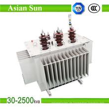 630kVA Ölbad Ringkern Isolation Transformator Verteilung Transformator (11KV)