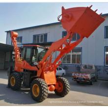 Экскаватор-погрузчик DFME15-10 Технические характеристики