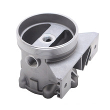 Fundición a presión de aluminio para camiones pesados Separador de aceite y agua Shell 2