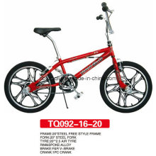 BMX Freestyle Bicycle / Hot Sale Fabricante 20 ""