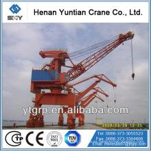 China Famous Brand Gantry Crane Port Crane