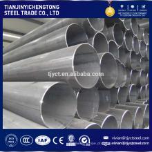 Tubo de aço redondo redondo de ASTM SCH40 73mm