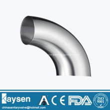 ISO1127 Сантехнические сварные фитинги под углом 90 градусов