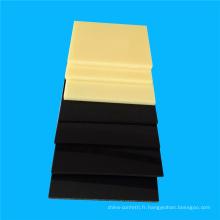 Feuilles d'ABS Beige de matière plastique 4x8 pied