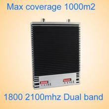 Lte 1800 UMTS 2100MHz 3G 4G de señal de teléfono celular de refuerzo