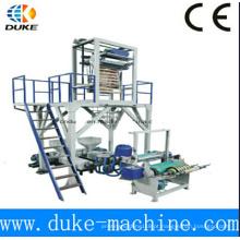 PE que faz a máquina / o preço da máquina de moldagem do sopro da cor dois (SJ-45 * 2)
