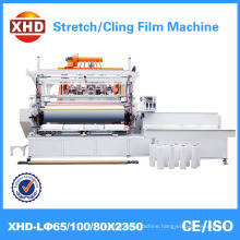 Fully automatic high standard 2000mm 5 layer cast stretch film manufacturing machine