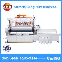 Totalmente automático de alta qualidade 2000mm 5 camada elenco máquina de fabricação de filme elástico