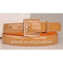 2014 summer season new design of woman fashion PU belt
