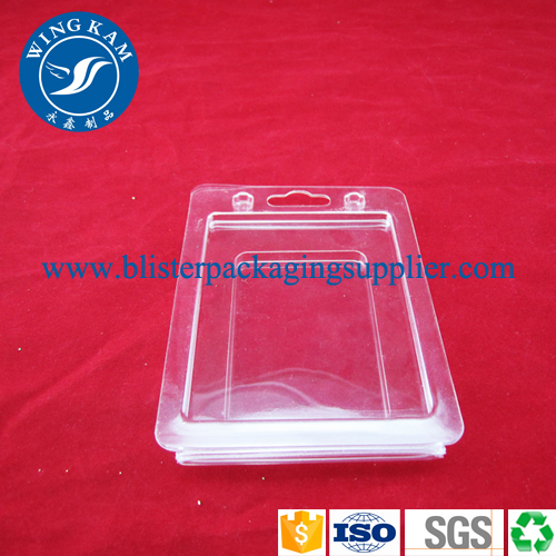 Clamshell Blister Packaging 24