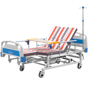 Muti-function Body-turu Nuesing Bed For Home Nursing Center, Rumah Sakit