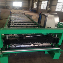 Trapezblech IBR Metalldachmaschine