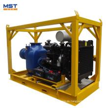 2-Zoll-Dieselmotor angetrieben selbstansaugend saugen Zentrifugalwasserpumpe für die Bewässerung