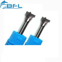 Фрезер ласточкин хвост карбида вольфрама CNC BFL для меди и стали
