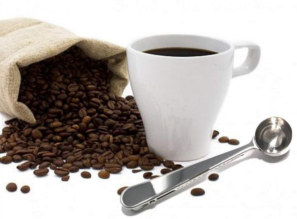 Stainless Steel Coffee Scoop