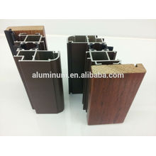 Perfis de madeira para portas e janelas