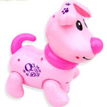 Small Dog Sahpe PVC Putty Vinyl Mini Animal Plastic Putty Toy