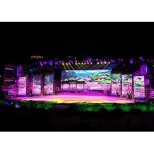 Lower Power Consumption Full Color Rental LED Display