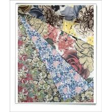 tissu en popeline de coton de haute qualité pour robe