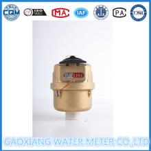Messing Vertical Volumetric Wasserzähler Dn15-Dn40