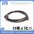 0.3m 1m 1.5m 2m 3m 5m 1ft 3ft 6ft 10ft 15ft MICRO HDMI для кабеля HDMI 1.3 1.4 1080p с Ethernet покрытием для сотовых телефонов