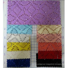 Ck-262 Textile Fabric Diamond Design Wallpaper