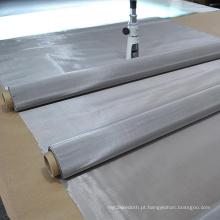 Alta Qualidade 304 Pano De Malha De Arame De Aço Inoxidável Fino (SSWMC)