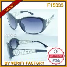 Unsex индивидуальность кадра солнцезащитные очки с бесплатный образец (F15333)