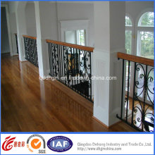 Economical Practical Residential Iron Fence (dhfence-19)