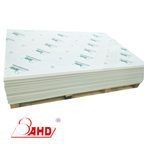 Rigid Polypropylene Sheets