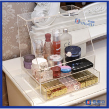 Modern Clear Home Storage Acrylic Makeup Organizer