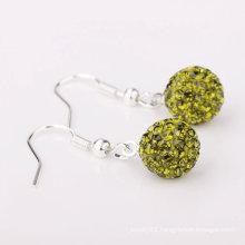Fashion Shamballa Earrings Basketball Wives Earrings