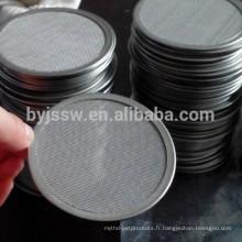 Filet de filtre de 40 microns (fabrication)