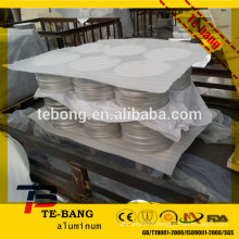 Aluminium Circle 1050 H14 Temper manufacturing pizza pans/cooking pots