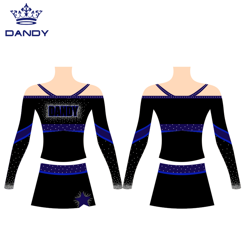 cheer and dance apparel