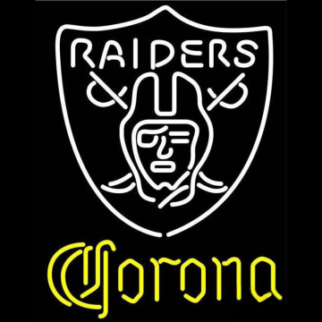 SEÑAL DE NEÓN LED DE RAIDERS