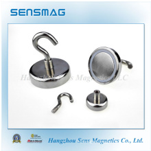 Permanent Neodymium Hook Magnets for Holding