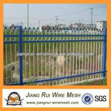Wall boundary three beam zinc steel guardrail (China manufacturer)