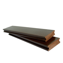 Eco forest Easy assemble hollow plastic wood composite wpc decking