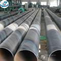 Q235 Q195 Q345 sprial soldada tubos de aço carbono / tubo preços
