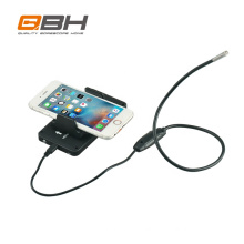 5.5mm snake probe USB WiFi industrial borescope camera for android and IOS mobile